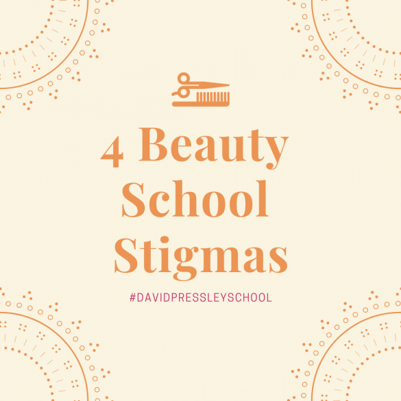 4 Beauty School Stigmas