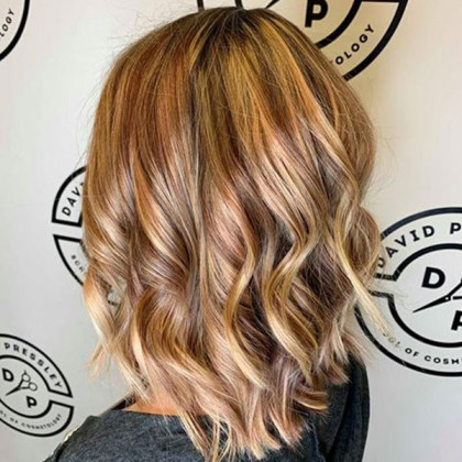 Cosmetology School in Royal Oak, MI | Blonde Hair Coloring | Blonde Hair Styling