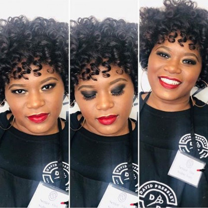 Cosmetology School in Royal Oak, MI | Curls | Curly Hair Styling
